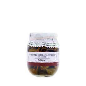 Cucunci (frutti del cappero) sottaceto