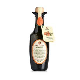 Mandarino Condimento a base di olio extra vergine di oliva e mandarini biologici Marina Colonna Molise 250 ML