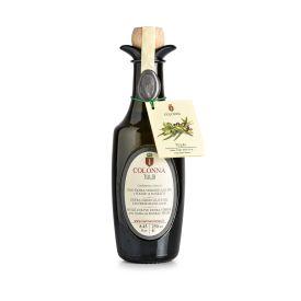 Tulsi Condimento a base di olio extra vergine di oliva e foglie di basilico Marina Colonna Molise 250 ML