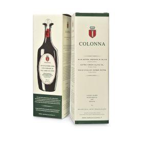 Olio EVO Peranzana Confezione regalo olio extravergine di oliva Marina Colonna Molise 750 ML