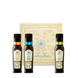tris oli extravergine di oliva blend palazzo di varignana 3x100ml