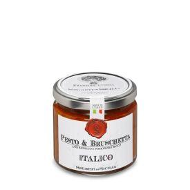 Pesto & Bruschetta Italico Pesto Frantoi Cutrera Sicilia 190 GR