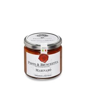 Pesto & Bruschetta Marinaro Pesto Frantoi Cutrera Sicilia 190 GR