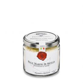 Sale Al Limone Sale Marino Di Sicilia Aromatizzato Frantoi Cutrera Sicilia 200 GR