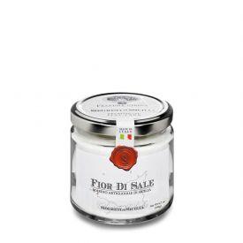 Fior Di Sale Naturale Fior Di Sale Naturale Di Sicilia Frantoi Cutrera Sicilia 190 GR