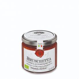 Bruschetta Al Pomodoro Con Olio Novello Slasa Per Bruschetta Frantoi Cutrera Sicilia 190 GR