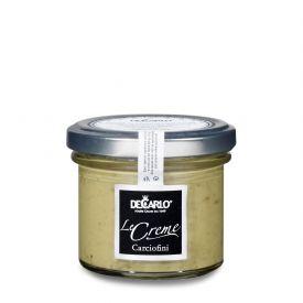 Crema Cuor Di Carciofini Crema spalmabile di verdure De Carlo Puglia 100 GR