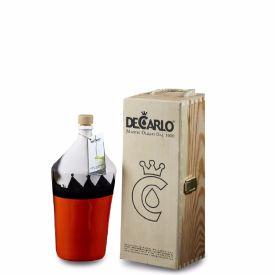 Trullo Magnum Confezione regalo olio extravergine di oliva De Carlo Puglia 1 LT