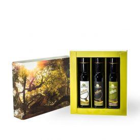 Degustazione olio extravergine di oliva pugliese Ciccolella 3x100