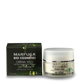 Crema Viso Bio Crema viso biologica a base di olio extravergine di oliva Marfuga Umbria 50 ML