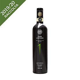 Olio extravergine di oliva Umbria Casalontana Frantoio Gaudenzi 500 ml