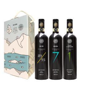 olio-extra-vergine-dop-umbria-special box-frantoio-gaudenzi-3X500-ml