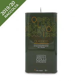 """Olio extravergine di oliva """"Classico"""""""