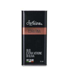 Olio extravergine di oliva Don Gioacchino, Sabino Leone, Latta da 5 L