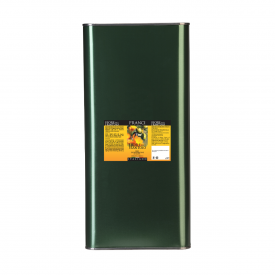 Olio Extravergine di oliva Fiore del Frantoio, Franci, Latta 5 L