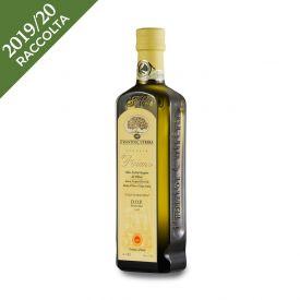 Olio-extravergine-di-oliva-Monti-Iblei-Primo-Monovarietale-DOP-Frantoi Cutrera-Sicilia-500-ML