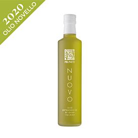 Olio extravergine di oliva Novello 2020 Pruneti Toscana 500 ML