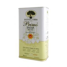 "Olio extravergine di oliva Monti Iblei ""Primo""-Cutrera-3-litri"