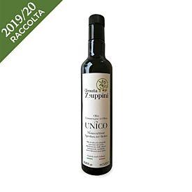 Olio Extravergine di oliva Unico Tenuta Zuppini 500ML