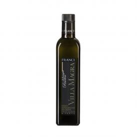 Olio Extravergine di oliva Villa Magra Riserva Franci Toscana 500 ML