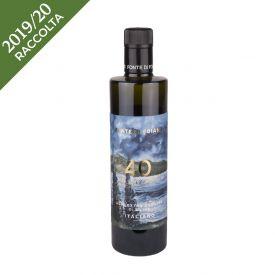 """Olio extravergine di oliva """"40° Anniversario"""""""