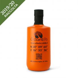 Olio extravergine di oliva Orange CRU Ciccolella 500 ML