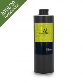 Olio extravergine di oliva siciliano Nocellara del Belice Mandranova 500 ML