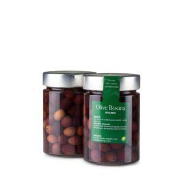 Olive Bosana Conserva di oliva in salamoia Fratelli Pinna Sardegna 314 ML