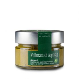 Vellutata Di Asparagi Crema spalmabile di verdure Fratelli Pinna Sardegna 130 GR