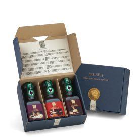 Collezione Monocultivar Confezione regalo olio extravergine di oliva Pruneti Toscana 100 ML