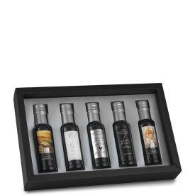 Collezione Pruneti n°5 Confezione regalo olio extravergine di oliva Pruneti Toscana 100 ML