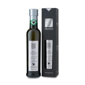 Olio EVO Chianti Classico Confezione regalo olio extravergine di oliva DOP Pruneti Toscana 250 ML