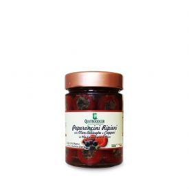 Peperoncini Ripieni Con Olive
