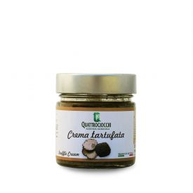 Crema Tartufata Crema Spalmabile Di Verdure Quattrociocchi Lazio 190 GR