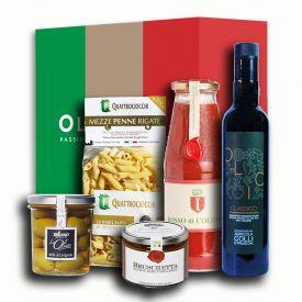 "Taste box ""Sapori d'Italia"""